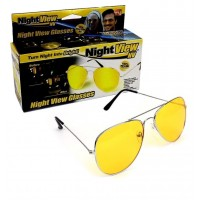 Очки ночного видения Night View Glasses для водителей, Новинка