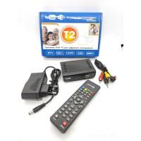 цифровая приставка Т2 DC700HD , Тюнер Т2, Ресивер Т2, 2 USB вихода, yuo tube,megogo,IPTV